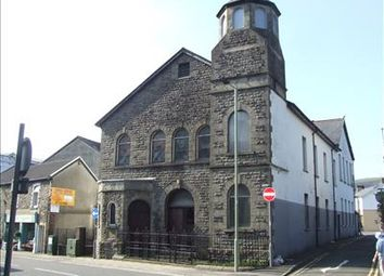 Thumbnail Land for sale in Porth United Reformed Church, Pontypridd Road, Porth