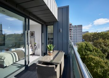 Thumbnail 3 bed flat for sale in The Penthouse, Paton Street, Clerkenwell, London