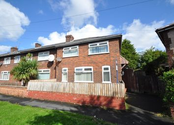 Thumbnail 3 bed end terrace house for sale in Rostherne Avenue, Wallasey