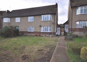 Thumbnail 2 bed maisonette to rent in Front Lane, Upminster