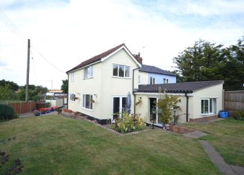 Thumbnail 4 bed detached house for sale in Bergh Apton, Norwich