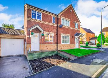 Thumbnail 2 bedroom semi-detached house for sale in Fuchsia Drive, Pendeford, Wolverhampton