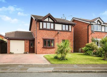 Thumbnail 4 bedroom detached house for sale in Calderbrook Drive, Cheadle Hulme, Cheadle, Greater Manchester