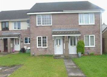 Thumbnail 2 bed terraced house for sale in Ffordd Cynghordy, Llansamlet, Swansea