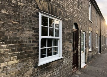 Thumbnail 3 bed terraced house for sale in Out Westgate, Bury St. Edmunds