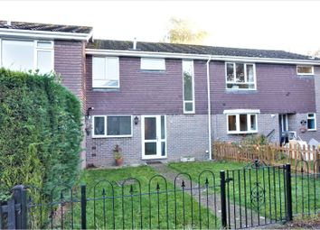 Thumbnail 2 bed terraced house for sale in Cheriton Close, Tadley