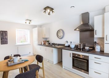 Thumbnail 3 bed detached house for sale in Tithe Barn Lane, Exeter