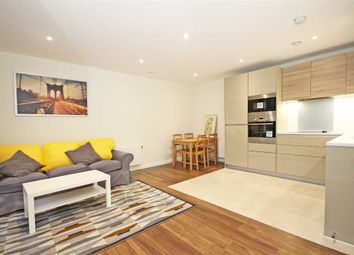 Thumbnail 1 bed flat to rent in Palmerston Road, London