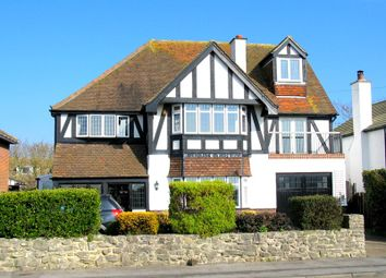 Thumbnail 5 bed detached house for sale in Portsmouth Road, Lee-On-The-Solent