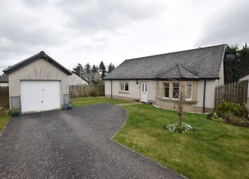Thumbnail 3 bed detached bungalow for sale in Waukmill Drive, Blackford, Auchterarder