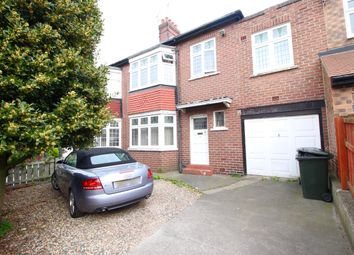 4 bed semi-detached house for sale in Lewis Drive, Newcastle Upon Tyne NE4