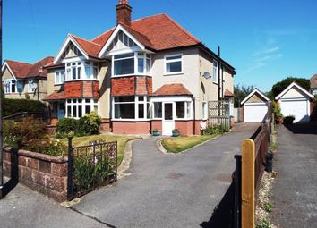 Thumbnail 4 bedroom semi-detached house for sale in Wilton Road, Shirley, Southampton
