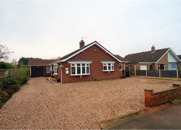 Thumbnail 4 bed detached bungalow for sale in Abbey Drive, Woodhall Spa