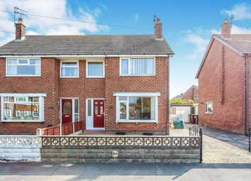 3 bed semi-detached house for sale in Pinewood Avenue, Bispham, Blackpool, Lancashire FY2