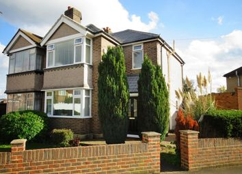 Thumbnail 3 bed semi-detached house for sale in Sherringham Avenue, Feltham