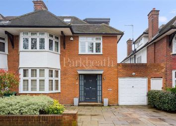 Thumbnail 5 bed property for sale in Harman Drive, Hocroft Estate, London