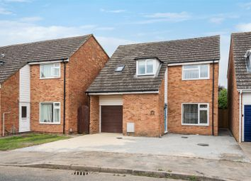 Thumbnail 4 bed detached house for sale in Binning Close, Drayton, Abingdon