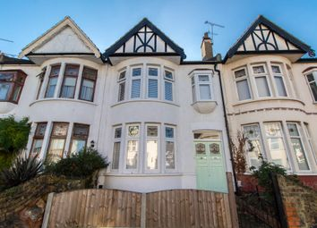 Thumbnail 3 bed terraced house for sale in Westborough Road, Westcliff-On-Sea