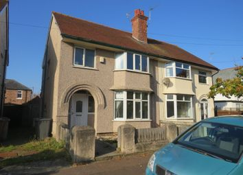 Thumbnail 3 bed semi-detached house for sale in Cranbourne Avenue, Hoylake, Wirral