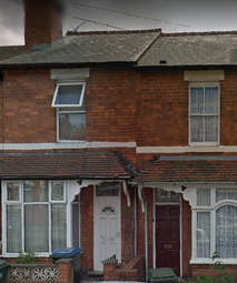 Thumbnail 1 bed terraced house to rent in Hamilton Road, Stoke, Coventry