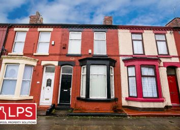Thumbnail 3 bed terraced house for sale in Taunton Street, Liverpool