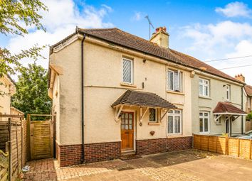 Thumbnail 3 bedroom semi-detached house for sale in Mons Avenue, Bognor Regis