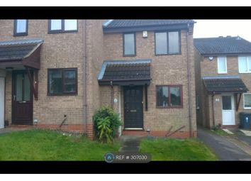 Thumbnail 2 bedroom end terrace house to rent in Walsham Court, Derby