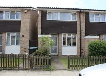 Thumbnail 3 bed terraced house for sale in Kennedy Avenue, Ponders End, Enfield