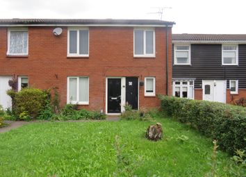 Thumbnail 3 bed end terrace house for sale in Edison Road, Stafford
