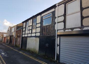 Thumbnail Parking/garage for sale in St Helens Avenue, Swansea