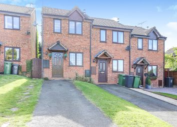 Thumbnail 2 bedroom end terrace house for sale in Eleanor Harrison Drive, Cookley, Kidderminster