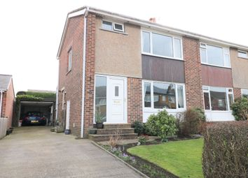 Thumbnail 3 bed semi-detached house for sale in Stratton Road, Brighouse