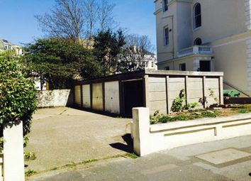 Thumbnail Parking/garage for sale in Clifton Crescent, Folkestone