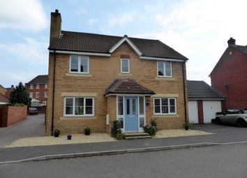 Thumbnail 4 bedroom detached house to rent in Merevale Way, Yeovil