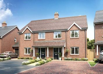 Thumbnail 3 bed semi-detached house for sale in Christine Way, Powick, Worcester, Worcestershire