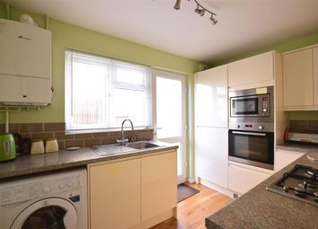 Thumbnail 2 bed semi-detached bungalow for sale in Hamelin Road, Gillingham, Kent