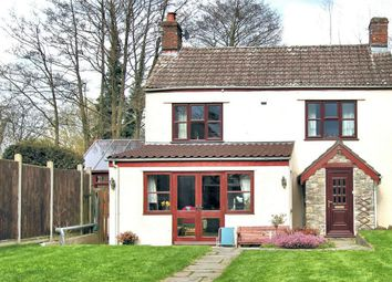 Thumbnail 3 bed detached house for sale in Nind Lane, Kingswood, Wotton-Under-Edge, Gloucestershire