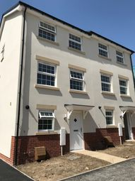 Thumbnail 3 bedroom town house for sale in Cloakham Drives, Axminster