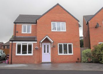 Thumbnail 4 bed detached house for sale in Harrier Close, Lostock, Bolton, Greater Manchester.
