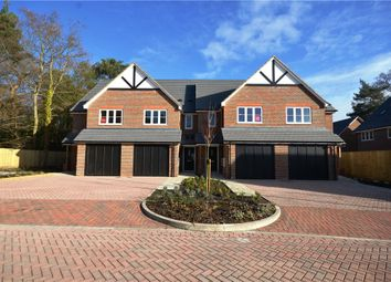 Thumbnail 3 bed terraced house for sale in New Road, Ascot, Berkshire