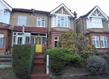 Thumbnail 4 bed semi-detached house for sale in Chingford Avenue, London
