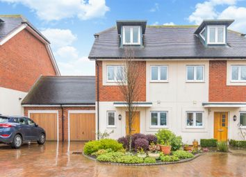 Thumbnail 3 bed semi-detached house for sale in Crosshaven Place, Lewes