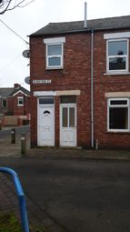 Thumbnail 1 bed flat to rent in Gladstone Street, Blyth