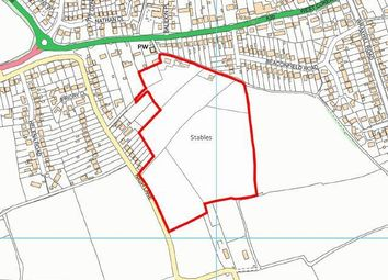 Thumbnail Land for sale in Land At Placket Lane, Placket Lane, Yeovil