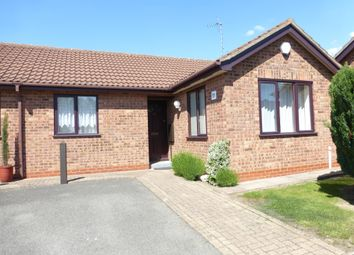 Thumbnail 2 bedroom semi-detached bungalow for sale in Nightingale Court, Gunthorpe, Peterborough