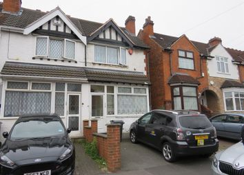 Thumbnail 3 bed terraced house for sale in Bromyard Road, Sparkhill, Birmingham