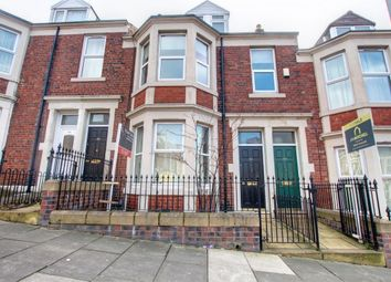 Thumbnail 4 bed flat for sale in Whitehall Road, Bensham, Gateshead
