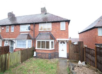 Thumbnail 2 bed end terrace house for sale in Daffern Avenue, Gun Hill, New Arley