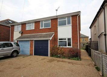 Thumbnail 1 bedroom semi-detached house to rent in Windham Road, Bournemouth, United Kingdom