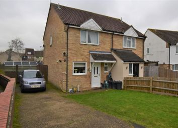 Thumbnail 3 bed semi-detached house for sale in Sinnington End, Highwoods, Colchester